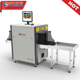 De VEILIGE Machine van de Inspectie van het Pakket van de Detector van de Bagage van de Röntgenstraal van het Hotel hallo-TEC SA5030C
