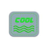 Exquisita y varios forma 3D el PVC blando marca registrada