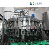 Klein karbonisierte Getränk/Gas-Getränk/Sodawasser-Plastikflaschen-füllende Verpackungsmaschine