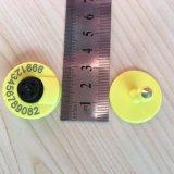 Markering de met lage frekwentie van het Oor RFID voor Vee