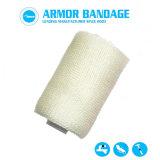 Forte nastro della fibra di vetro dell'isolamento del tubo di vapore di resistenza alla trazione di Ansen