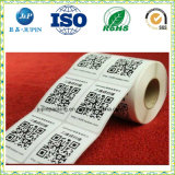 Adhesive High Quality Custom Logo Printed Self-service PVC Blank Color Printable Label (jp-s232)