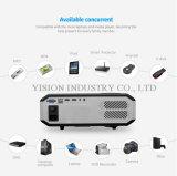 Yi-817 de LEIDENE Projector van WiFi 3200 van het Slimme Androïde van de Projector HDMI van TV USB Volledige HD 1080P Projetor Lumen Theater Beamer van het Huis