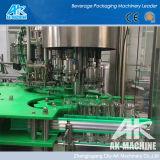 3 automáticos en 1 máquina de embotellado de cristal (CGF)