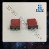 HDMI-aのタイプA121904-Yのソケットのコネクター