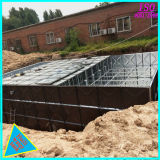 De nieuwe Materiële Tank van het Water van het Staal van het Comité Bdf Sectionele