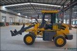 Zl10建設用機器の小型車輪のローダー