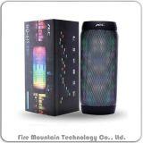 섬광 Bluetooth 스피커를 가진 Bq615 직업적인 무선 최고 베이스 소형 다채로운 LED