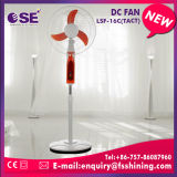 Ventilador eléctrico accionado solar de la C.C. de la buena calidad (LSF-16C (tacto))