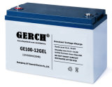 12V 33Ah batería de gel libre de mantenimiento de la batería de plomo ácido para Telecom, UPS, EPS, Power Tool, carrito de golf, silla de ruedas.