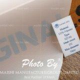 A impressão de tela de poliéster mesh/ Serigrafia Mesh