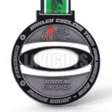 亜鉛合金の記念品のギフトのエナメルの鋳造物機能栓抜きの形メダル