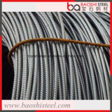 Baoshisteel Hrb 400/500 Rebar de acero