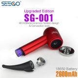 Diseño original de Vapor utilizables Seego SG-001 Supreme Cigarrillo electrónico