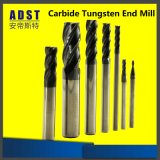 専門の製造業者4flue CNC Milingのツールの固体炭化物の端製造所