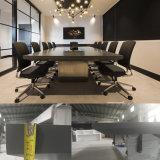 현대 백색 사무용 가구 회의 중역 회의실 회의실 테이블 및 의자
