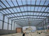 Производитель горячая продажа Сборные стальные конструкции склад