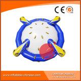 膨脹可能なウォーター・スポーツの土星のペンギンのゲームの石それ進水のおもちゃ(T12-222)