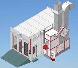 Petite salle de pulvérisation de Bus cabine de peinture en usine