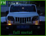 Indicatori luminosi di segnale di girata del LED per il Wrangler Jk Jku della jeep 07-17