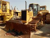Utilizar equipamentos de construção original do Japão Caterpillar Trator Hidráulico D5m Bulldozer trator de esteiras para venda