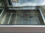 Showcase do bolo/congelador de vidro do indicador do gabinete de indicador do bolo/gelado
