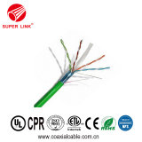 4 paires de câble réseau à haute performance FTP CAT6