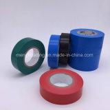 Varios colores de la cinta 19m m del aislante eléctrico ignífugo del PVC