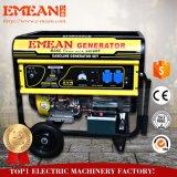 Benzin-Generator-Set des Wechselstrom-einphasig-5kw für Hauptgebrauch