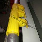 Double roulis latéral de la SGD 1800V à la machine feuilletante électrique de film de roulis