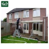 DIY Polycarbonate Patio Cover with SG Certificate clouded