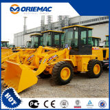 Oriemac Mini chargeur sur roues LW280 LW300k avec capacité de 1,5 m3