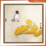 熱い販売の中国様式によってはホーム装飾のための油絵が開花する