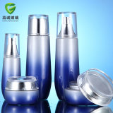 New Colour Glass Cream Jar Lotion Bottle for Cosmetics