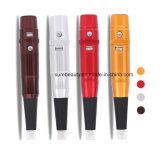 常置構成のペン機械Eyelineのリップのための毛によってなでられる眉毛の入れ墨の専門の回転式Microbladingのペン