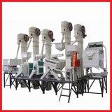 20-30 т/день Mini комплексного рисообдирочная машина завод