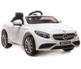 아이 벤즈 S63는 차 장난감에 탐을 허용했다