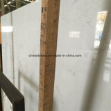 銀製の白い人造の石造りの人工的な石造りの水晶平板