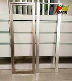ファイリングキャビネットおよびファイリング食器棚のための現代アルミニウムプロフィール