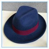 Wolle-geglaubter Hut für Frau und Mann