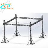 Im Freienereignis-Aluminiumbinder mit Dach-System