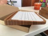 Apple Mac를 위한 대나무 목제 마술 키보드 대 홀더 쟁반