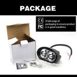 4inchトラック4X4オフロードSUV 4WD ATV 20watt LED Worklight