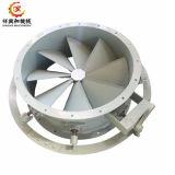 Piezas del impulsor del aluminio Ak9 /Alsi9mg de la aleación del OEM con el bastidor