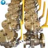 Form-Stahl-verringertes Ausbohrungs-sich hin- und herbewegendes Kugelventil
