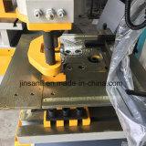 Matrices utilisées dans le travailleur dans l'industrie sidérurgique hydraulique de serrurier