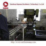 De Wasmachine van het Slot van de Lente van de spoorweg