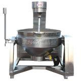 Caldaia di cottura di inclinazione automatica con il miscelatore