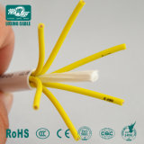 IEC 60227 53 Conductor de cobre aislados en PVC flexible Rvv Cable El cable eléctrico 4x0.75mm2