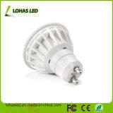 Lâmpada de iluminação LED GU10 3W-6W SMD LED Spotlight da lâmpada